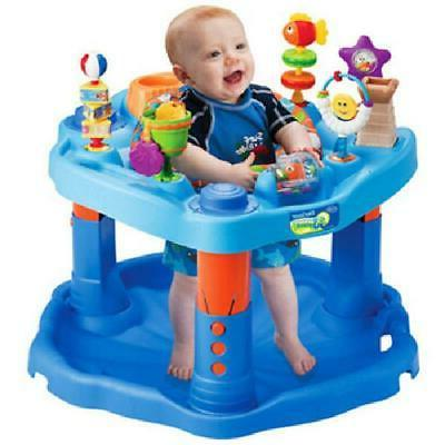 exersaucer activity center babies fun learn toy