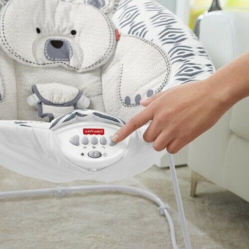 Baby Bouncer Vibrating Rocking Seat