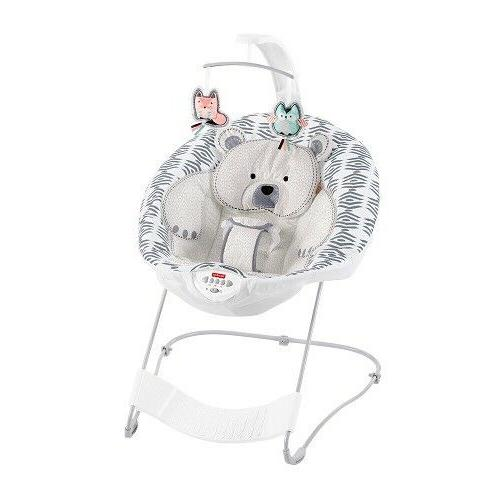 Baby Bouncer Vibrating Rocker Recline Seat Chair