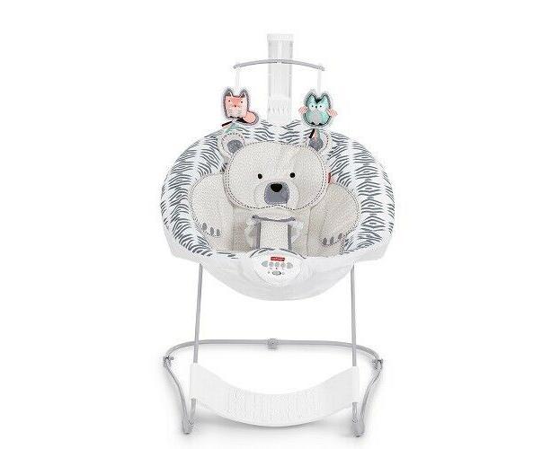 Baby Bassinet Vibrating Seat