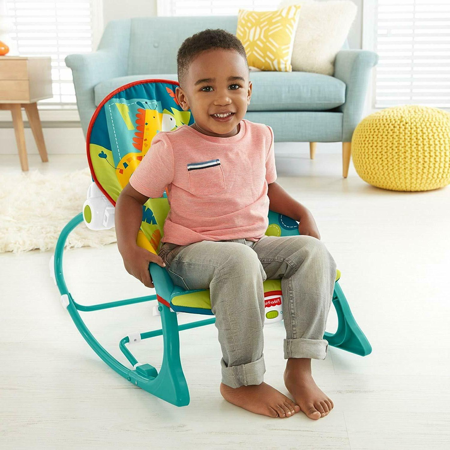 Baby Bouncer Fisher-Price Infant Rocker Baby Bouncer