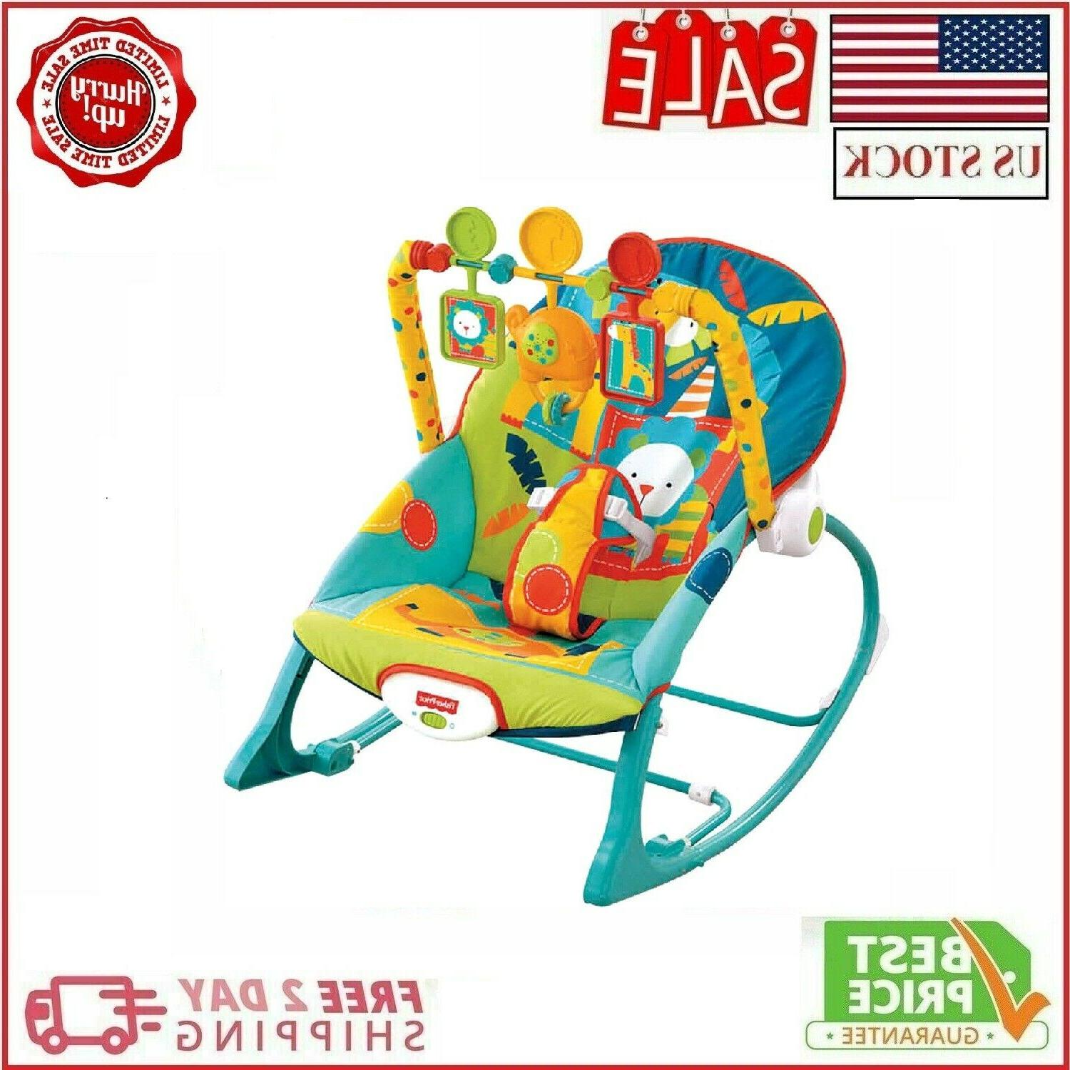 baby bouncer chair rock fisher price infant