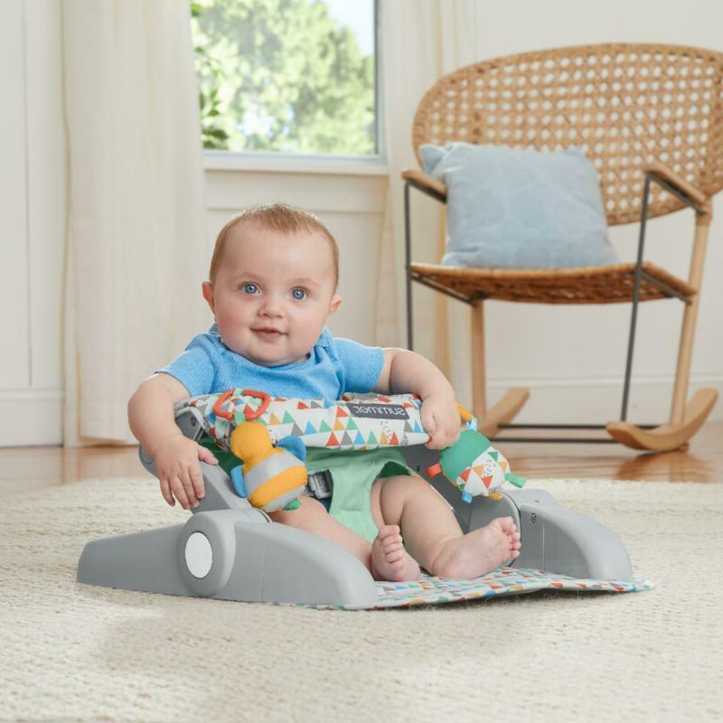 Baby Floor Infant Play Mat Pad Rocking Bassinet