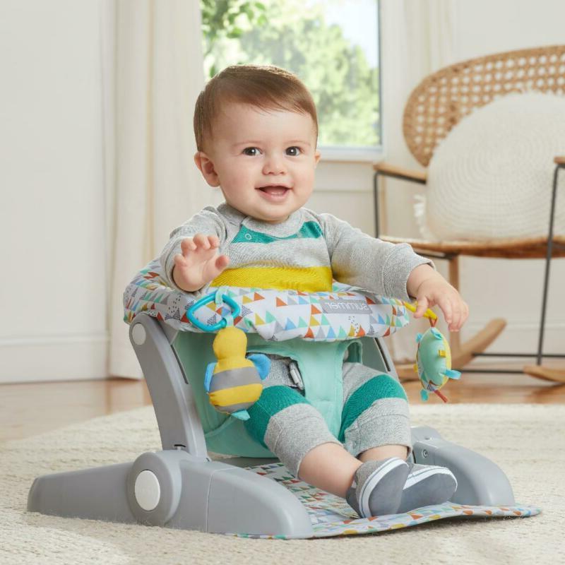 Baby Infant Mat Rocking Bassinet Crib