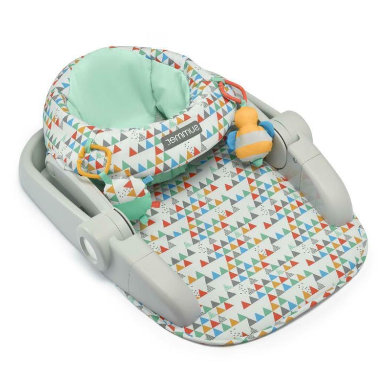 Infant Mat Rocking Crib