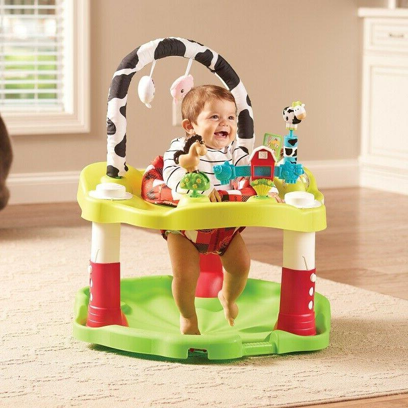 Baby Infant Activity Center Seat Jumping Playset