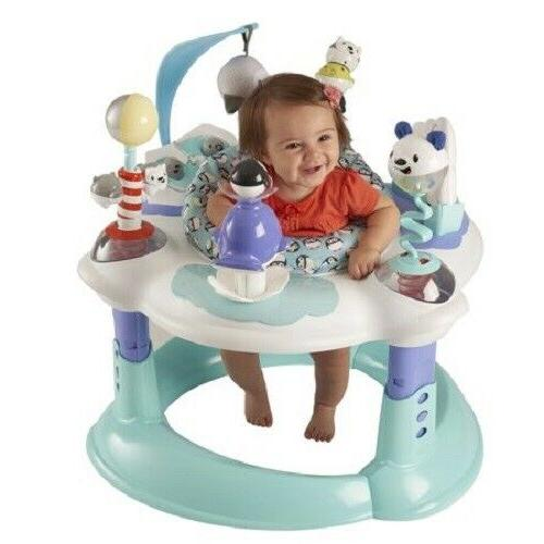 baby bouncer seat activity center chair infant