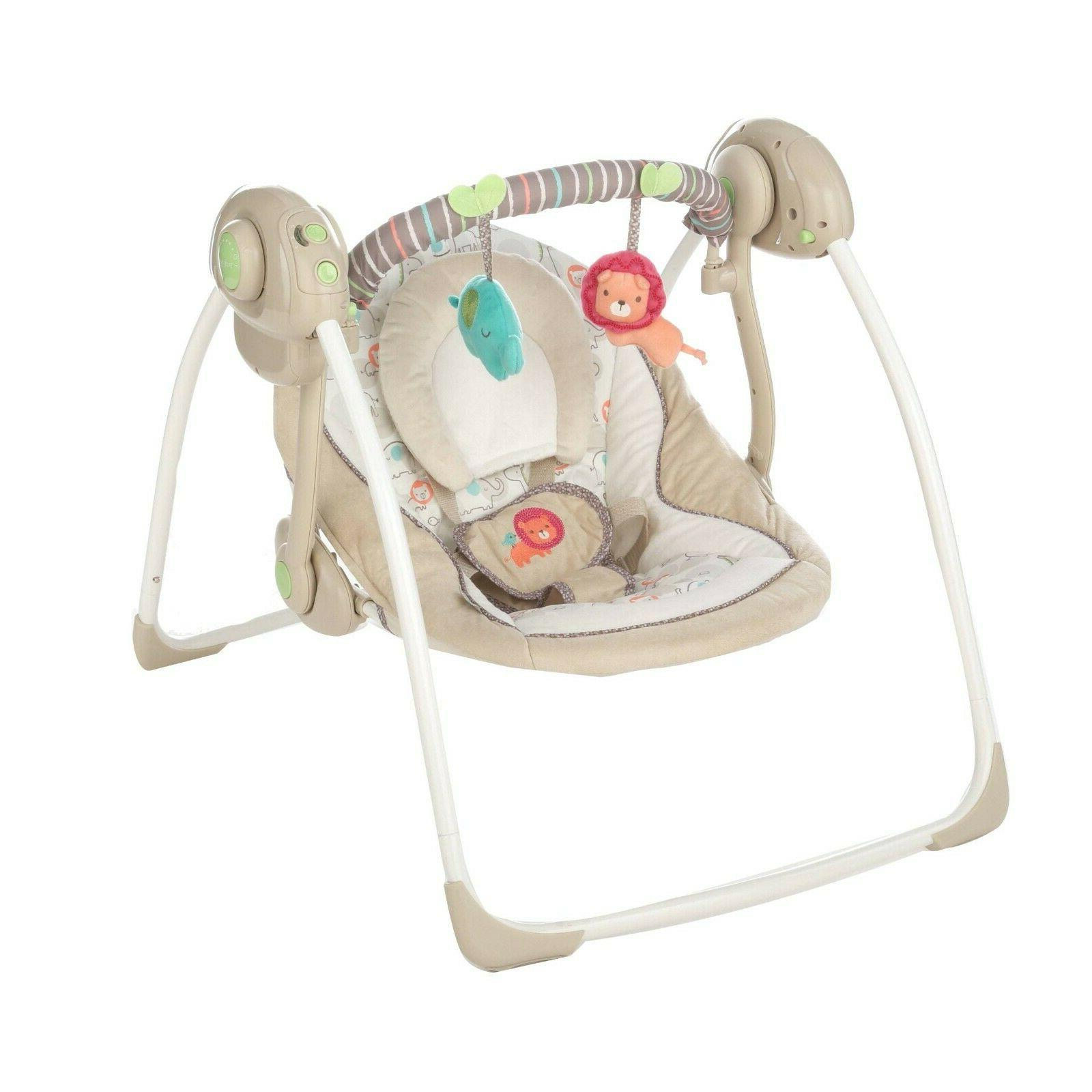 Baby Swing Seat Rocker Electric Sounds