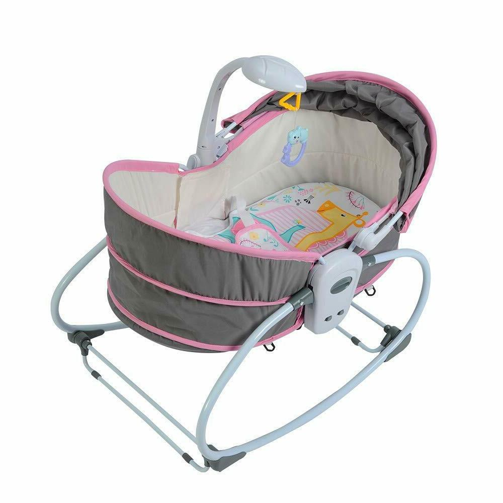 Baby Swing Comfy Nursery Infant Pink Carry