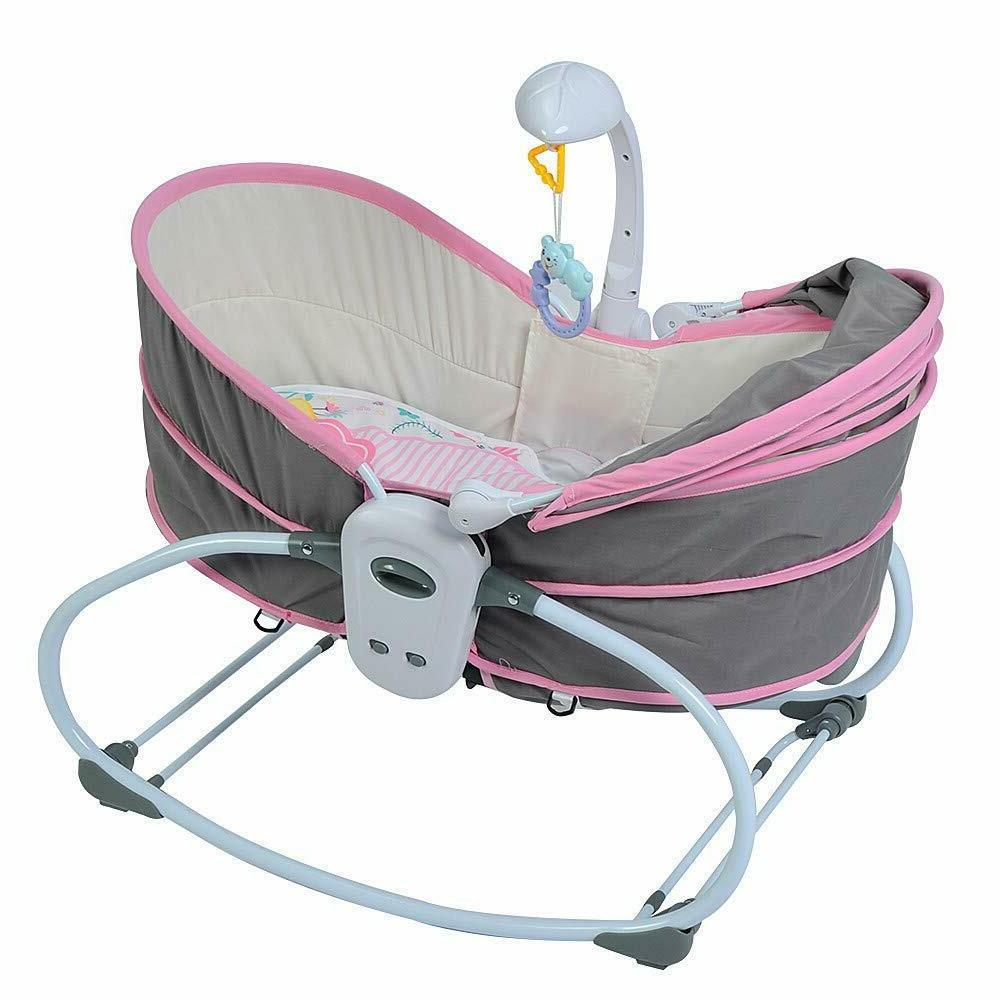 baby cradle swing bed comfy nursery bouncer