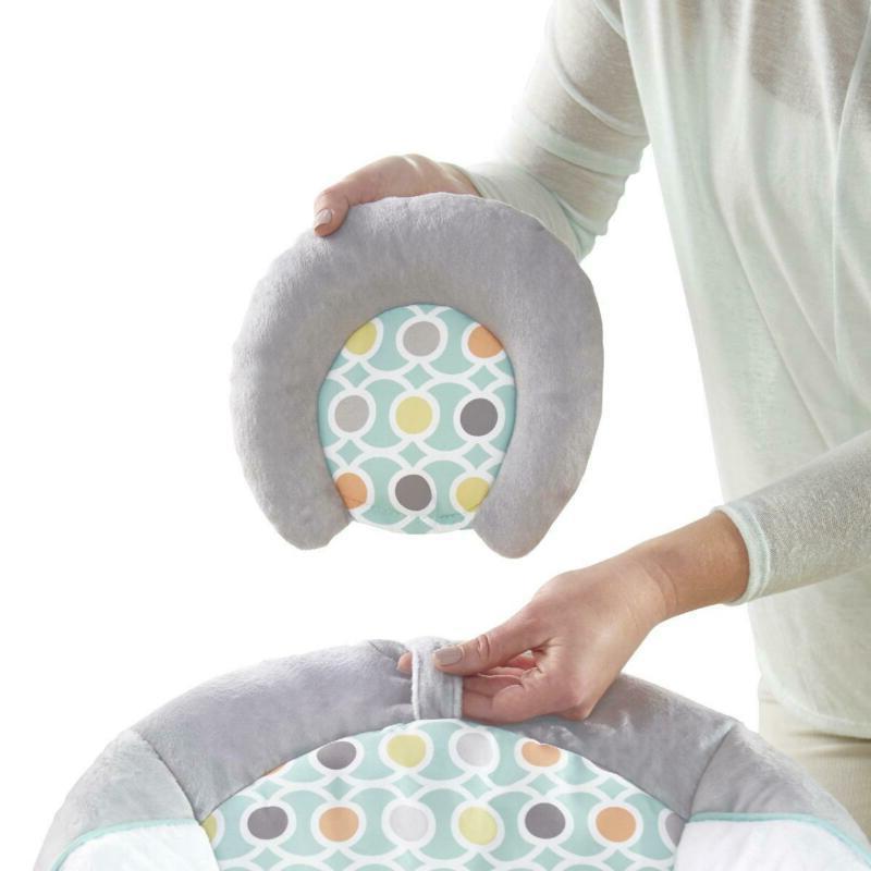Baby Cradling Infant Recliner Bay Floor