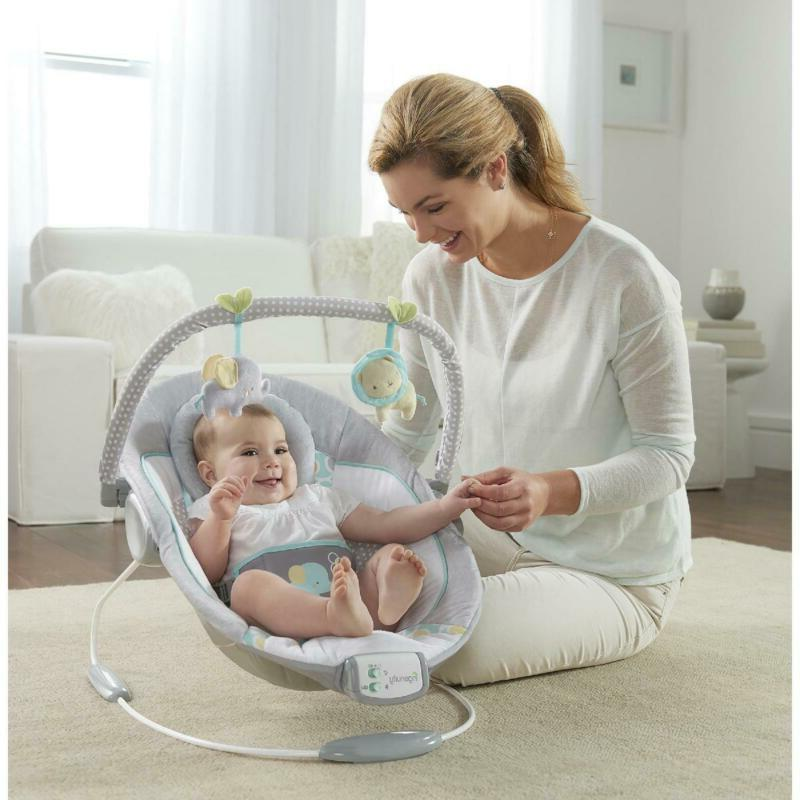 Baby Cradling Seat Infant Recliner Toy Bay