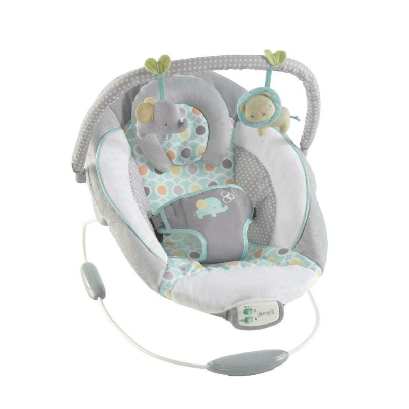 baby cradling bouncer seat infant bassinet recliner