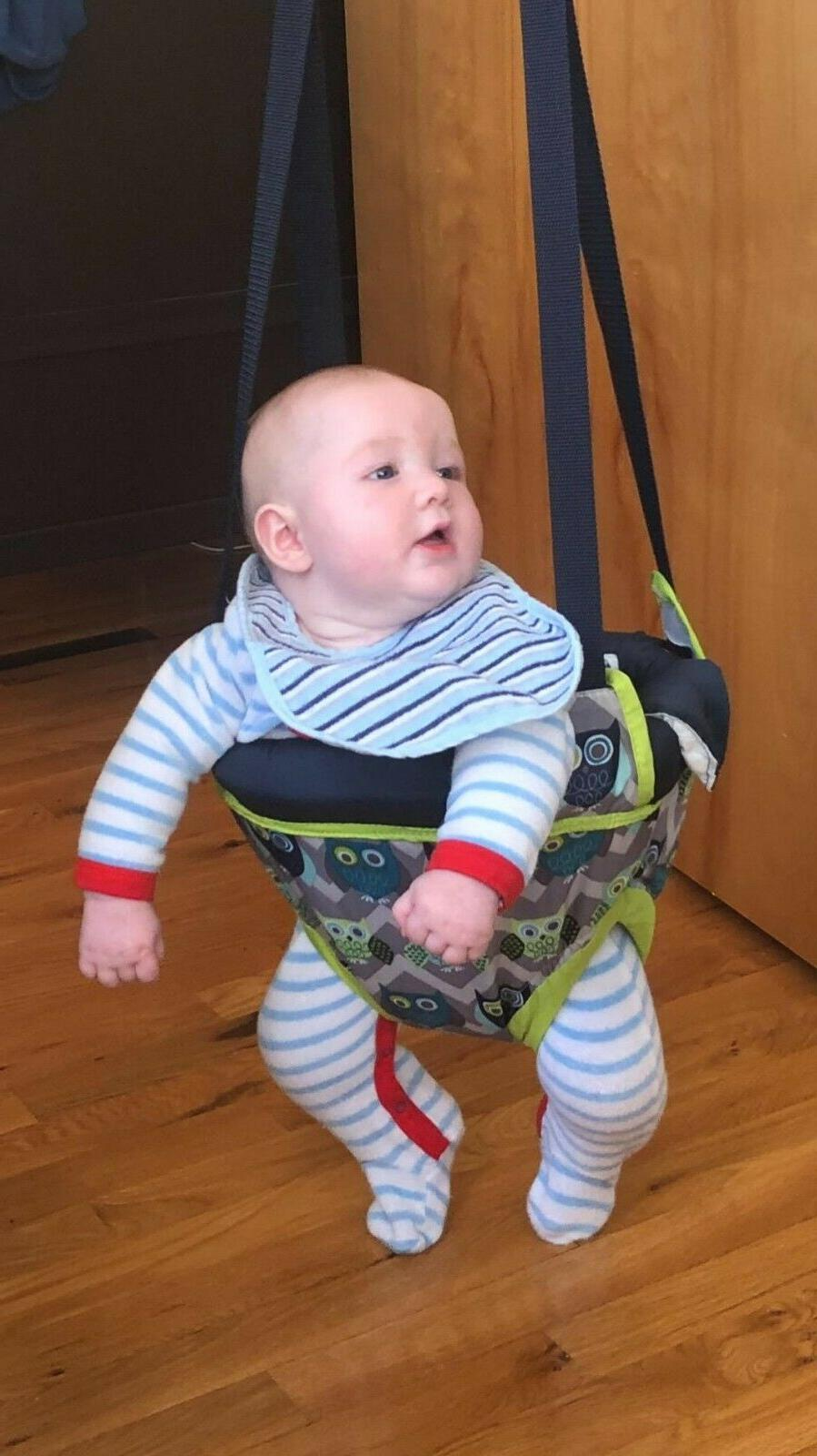 Baby Bouncer Swing Toddler Infant Exercise Seat