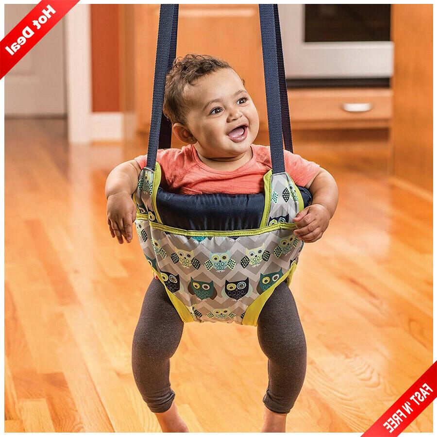 Baby Door Jumper Doorway Bouncer Swing Jump Up