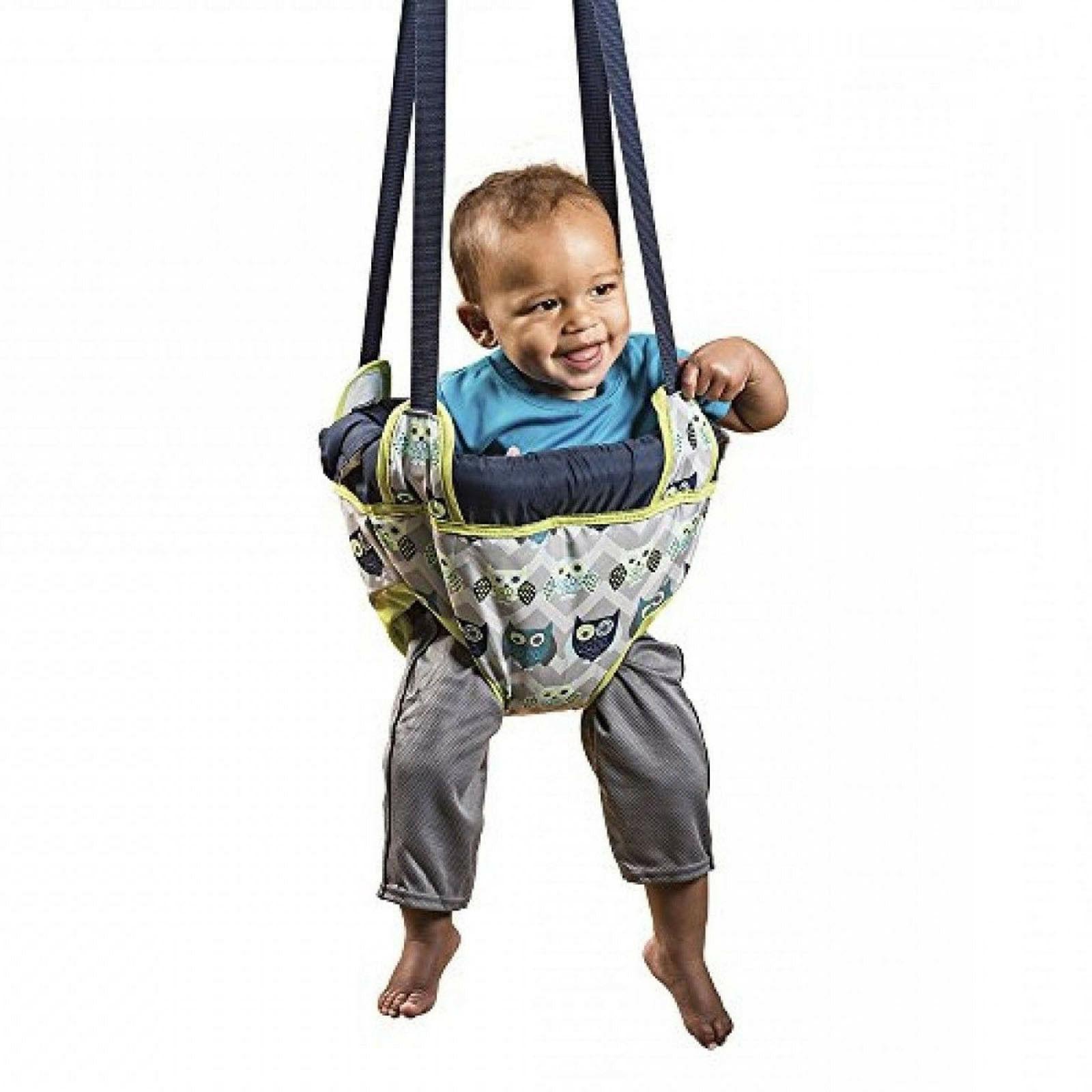Baby Door Jumper Doorway Bouncer Swing Jump Toddler Infant Seat Exercise