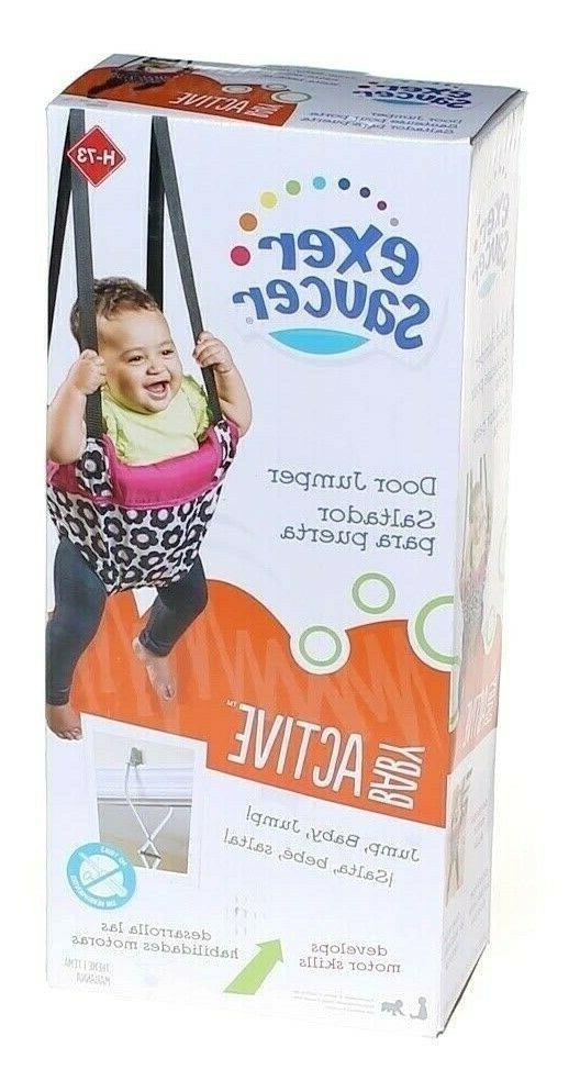 Baby Doorway Jumper Bouncer Swing