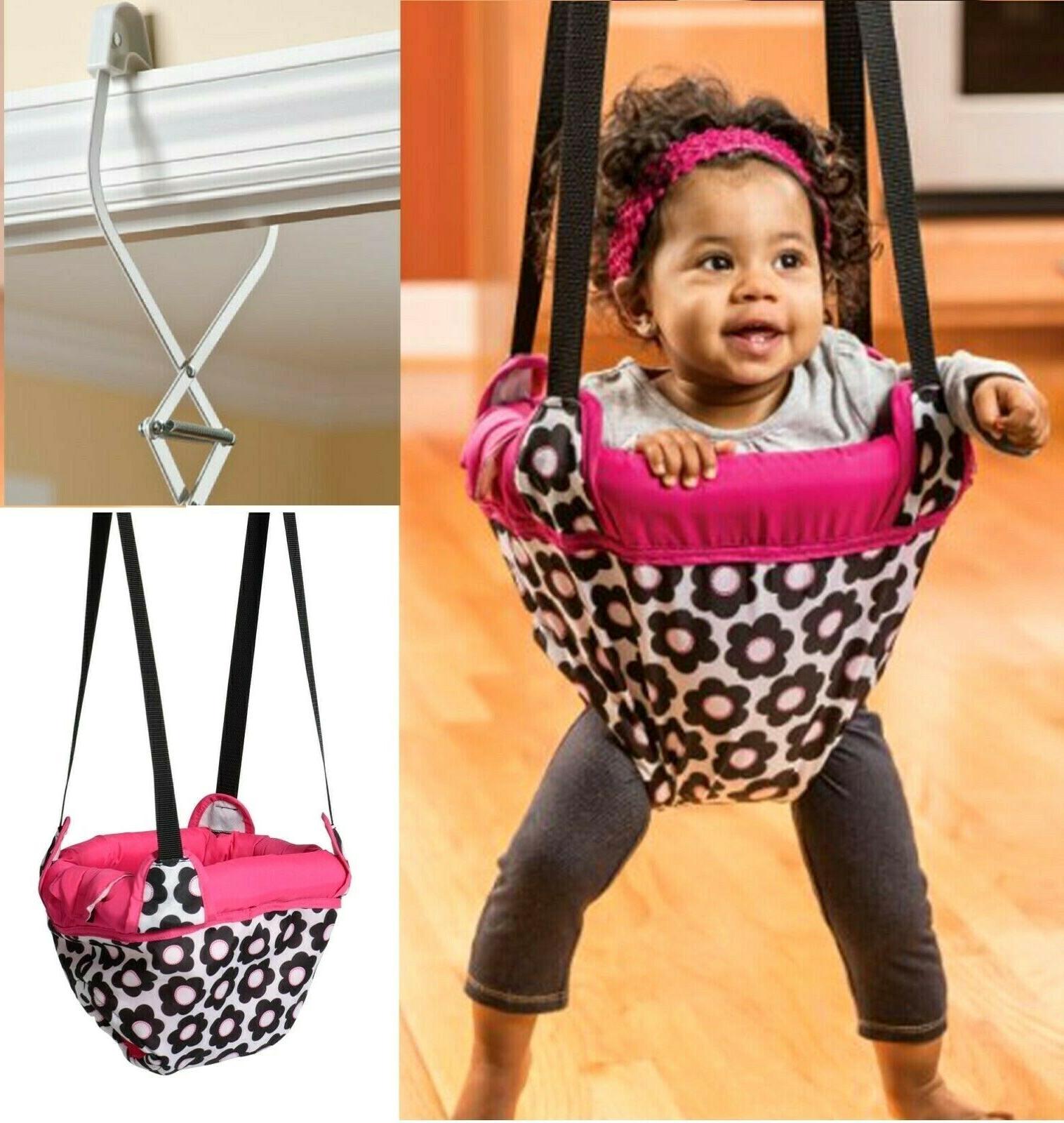 baby doorway jumper bouncer swing girls baby