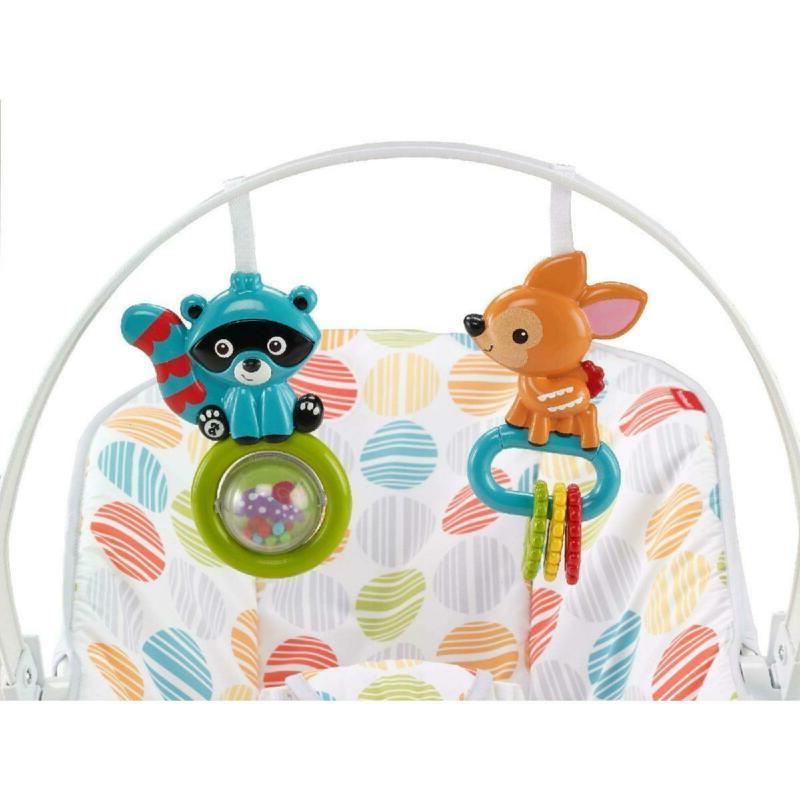 Baby Seat Bassinet Toddler Rocking Chair Toy Bar Mat
