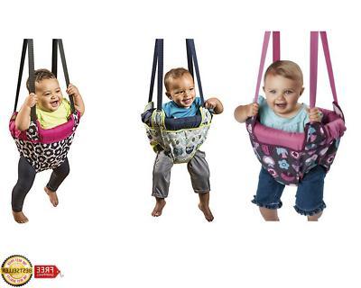 baby infant toddler exersaucer door jumper swing