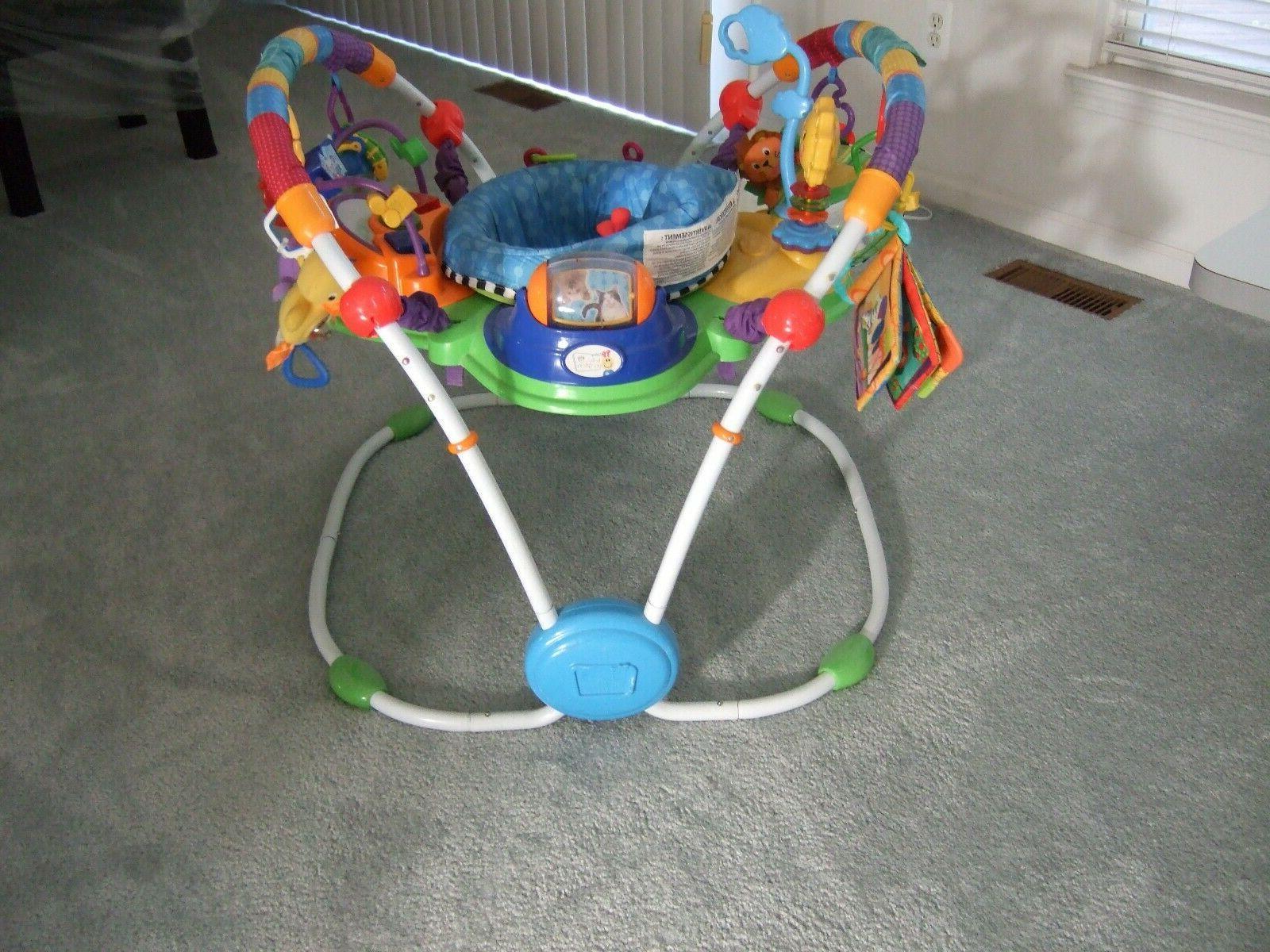 Baby jumper bouncer By Baby Einstein Brand