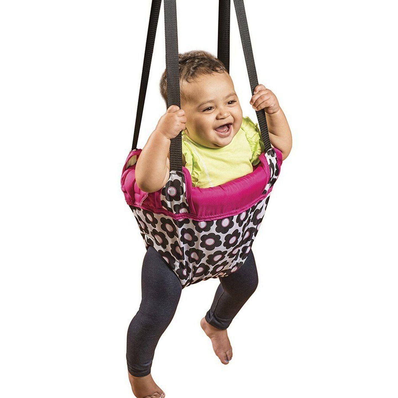 Baby Evenflo ExerSaucer Jumperoo Exerciser Jump Bouncer