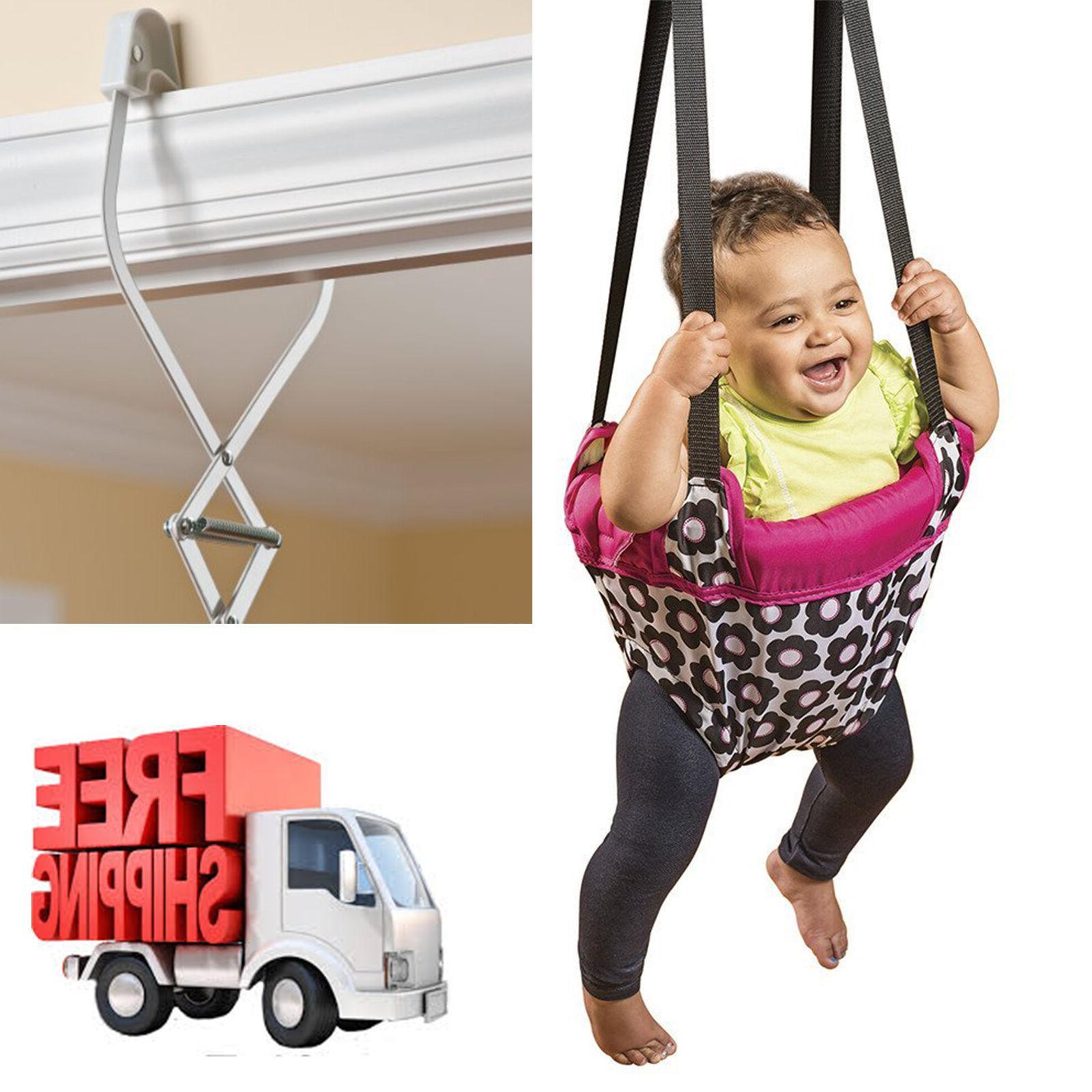 baby jumper doorway exersaucer jumperoo bumbly exerciser