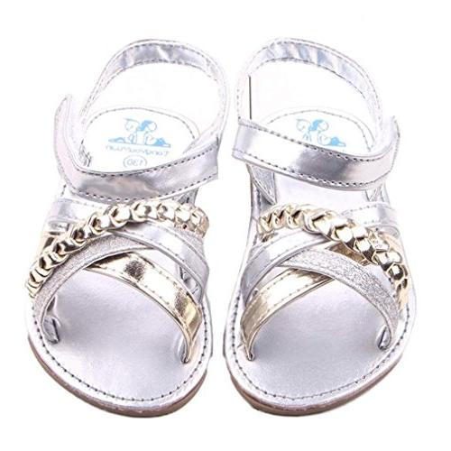 baby outdoors sandals toddler princess first walkers