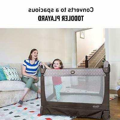 Graco Baby Play Suite - Abbington