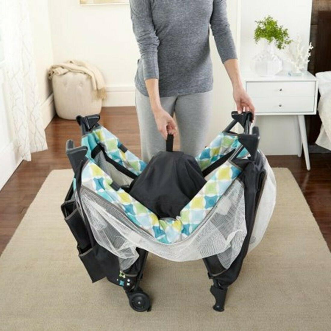Baby Crib Bassinet Infant set Ingenuity