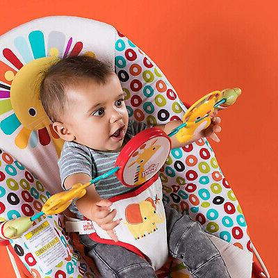 Baby Infant Toddler Rocking Swing Bouncer Boy