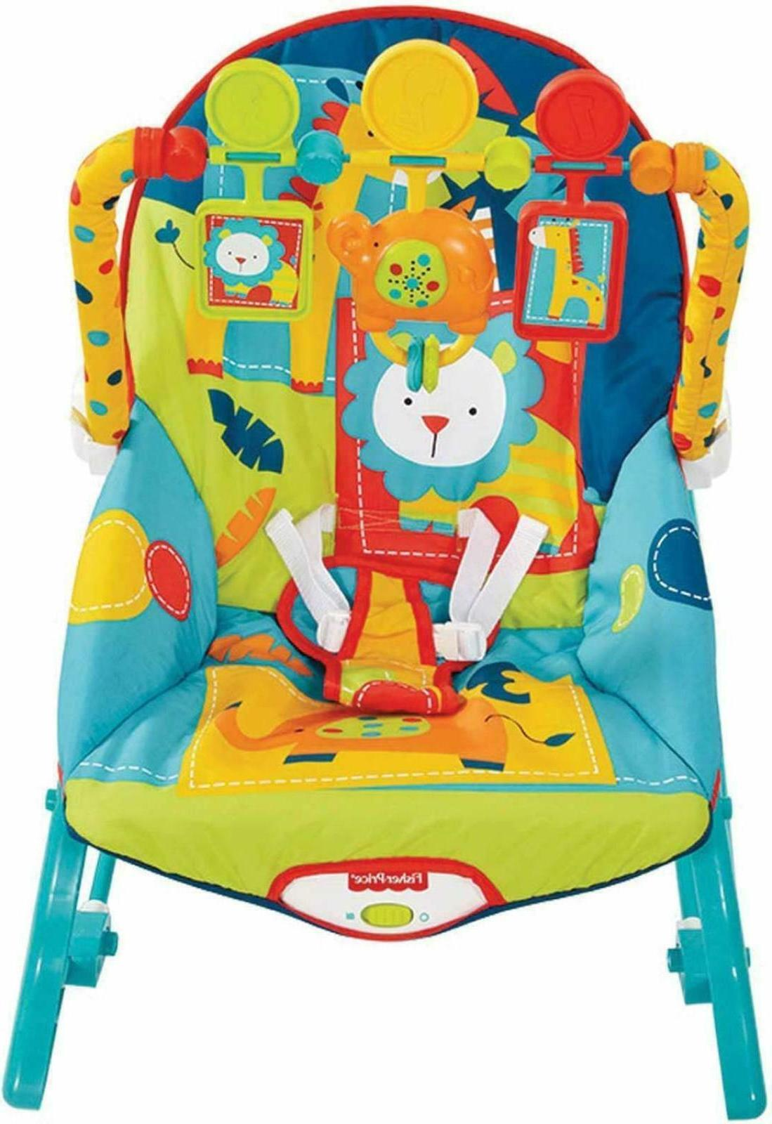 Baby Rocker Chair Infant Rocking Bunting Swing