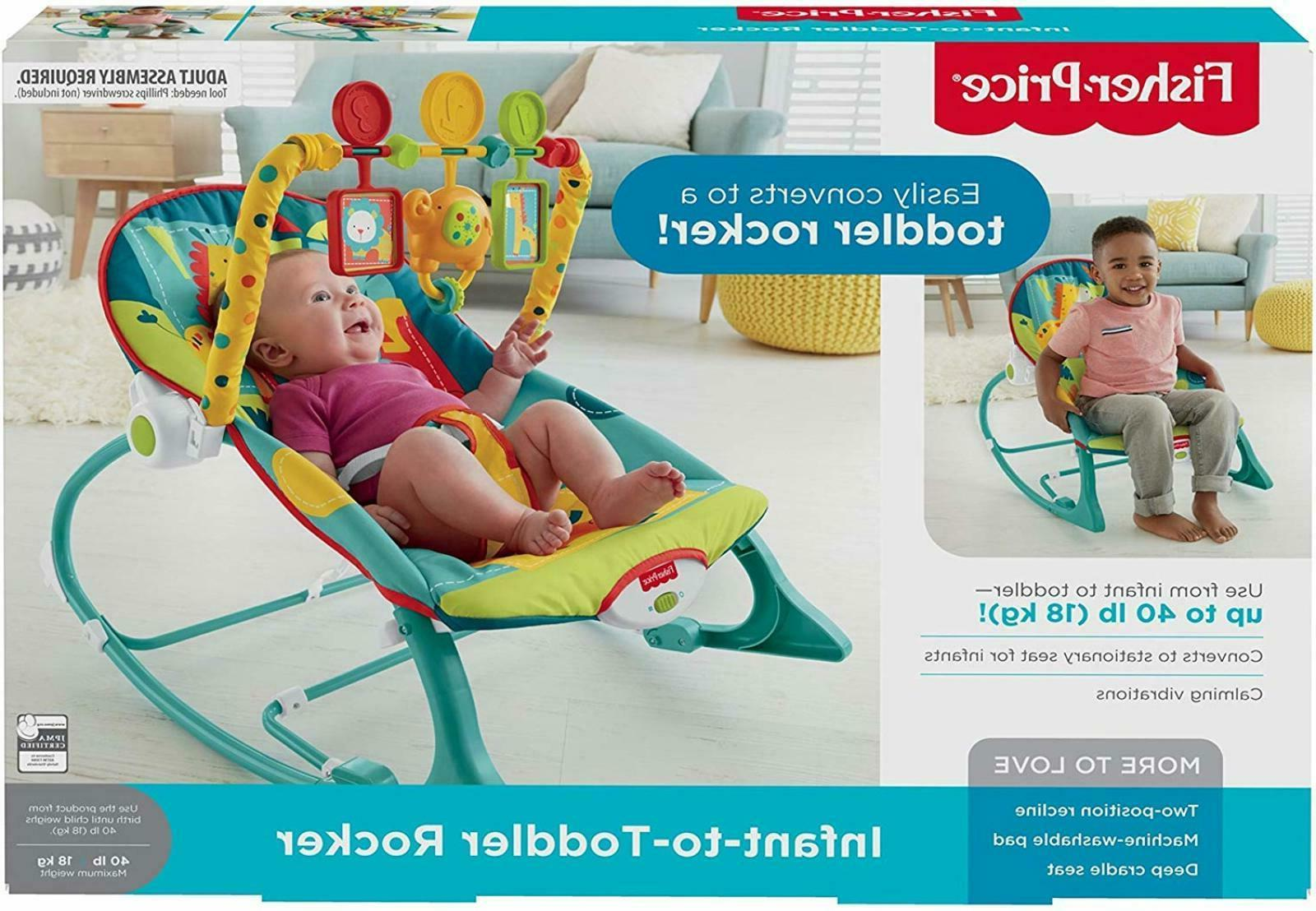 Baby Rocker Chair Infant Swing Bouncer