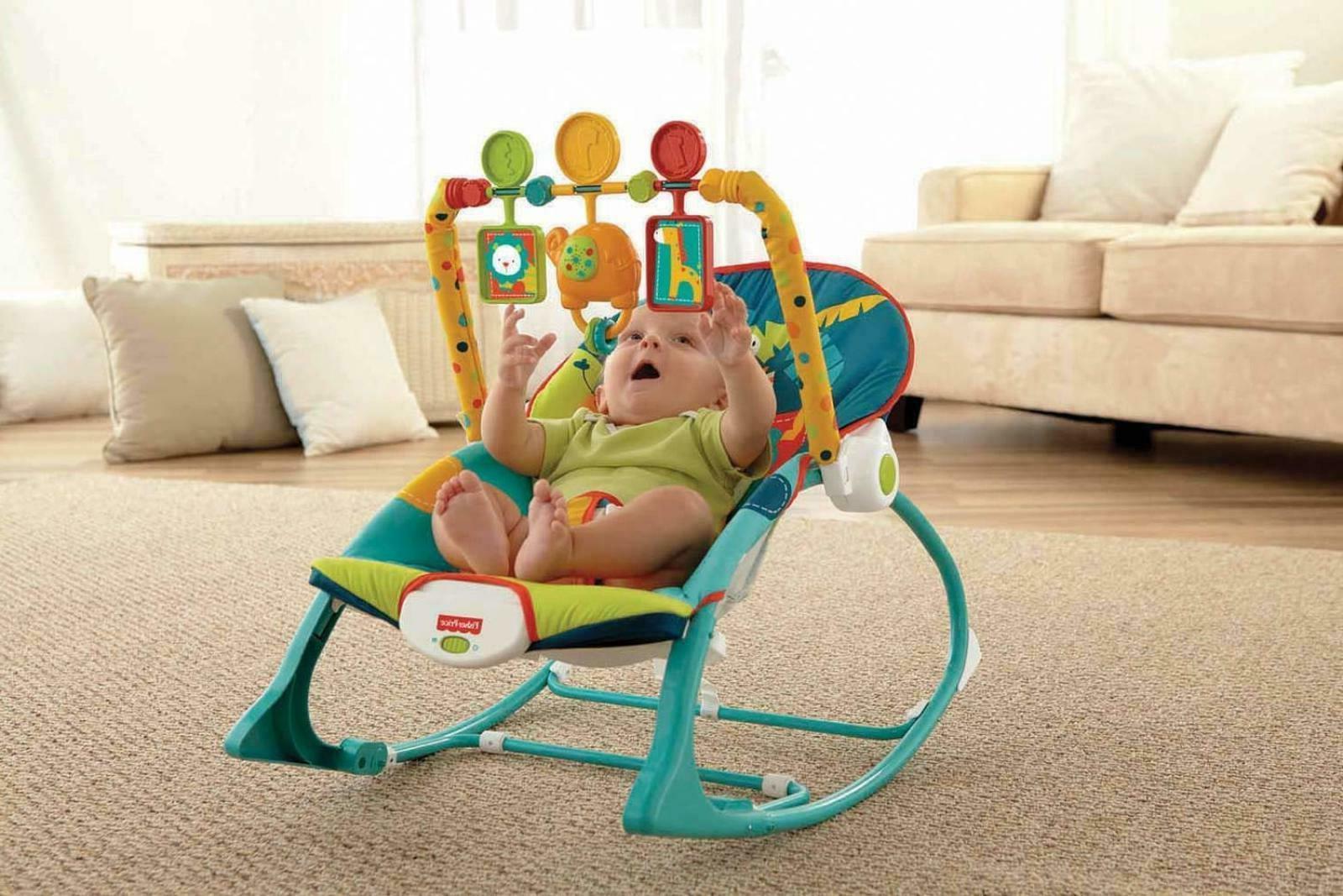 Baby Infant Swing Boy