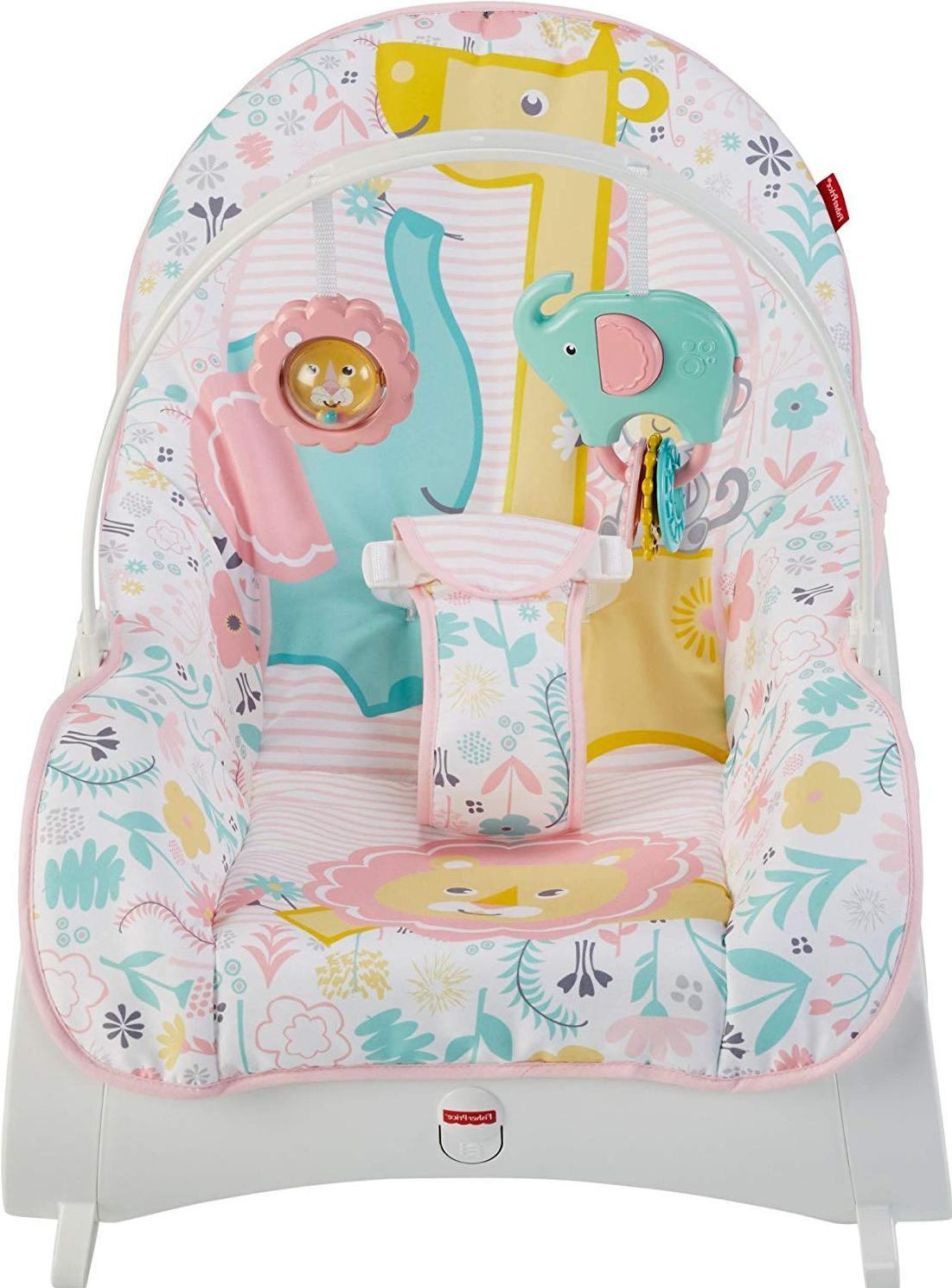 BABY ROCKER Toddler Rocking Newborn Crib Swing Seat Nap