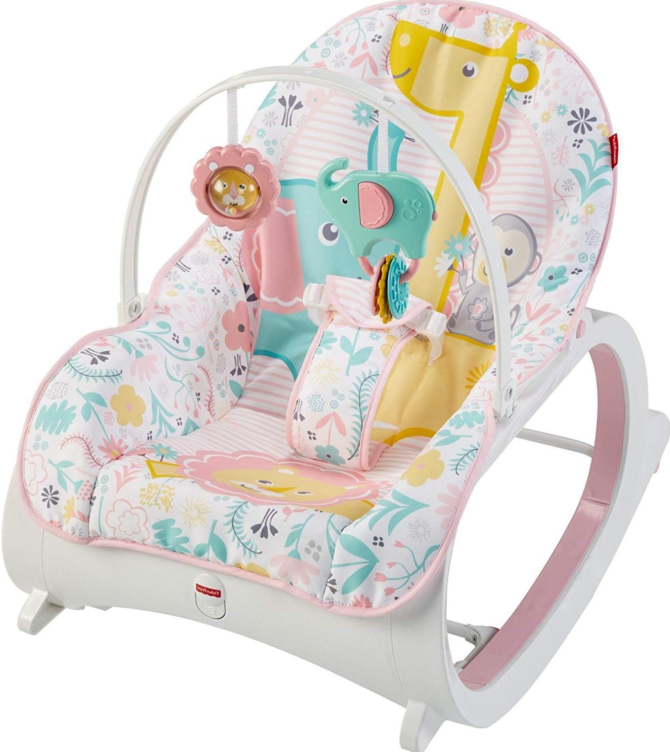Toddler Swing PINK Nap