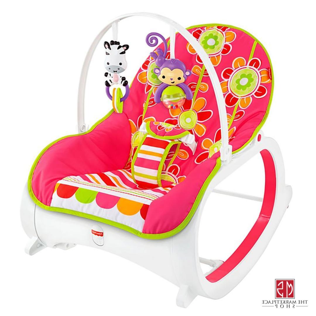 BABY ROCKER Toddler Crib Swing Sle
