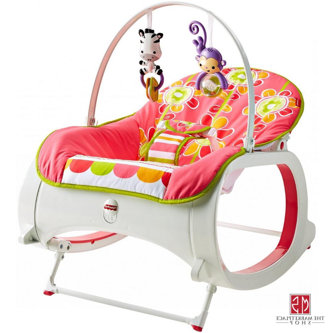 BABY ROCKER Toddler Swing Seat Chair Bouncer Sle
