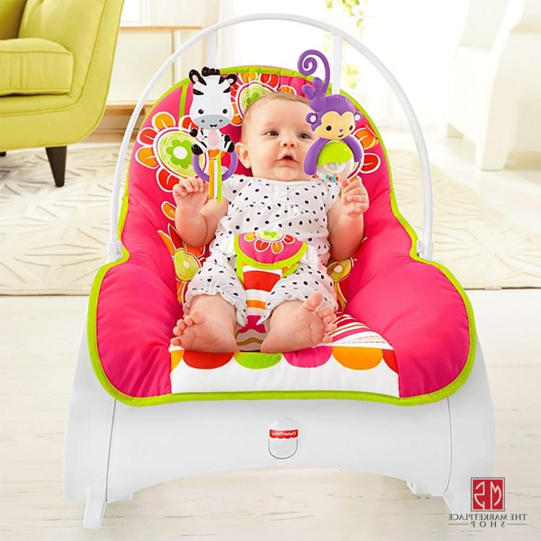 BABY INFANT TO Toddler Rocking Newborn Crib Swing Seat Chair Sle