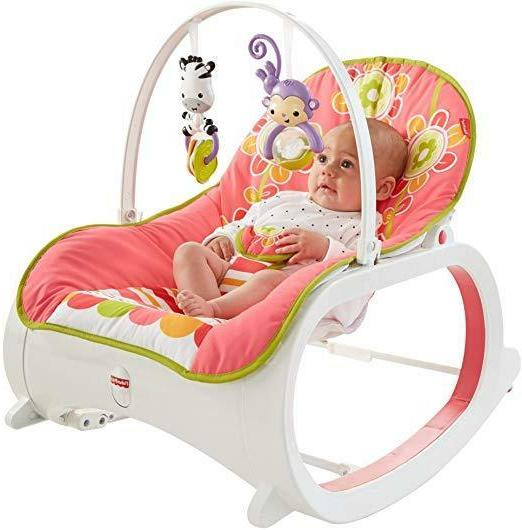 Toddler Crib Swing Chair Bouncer ...