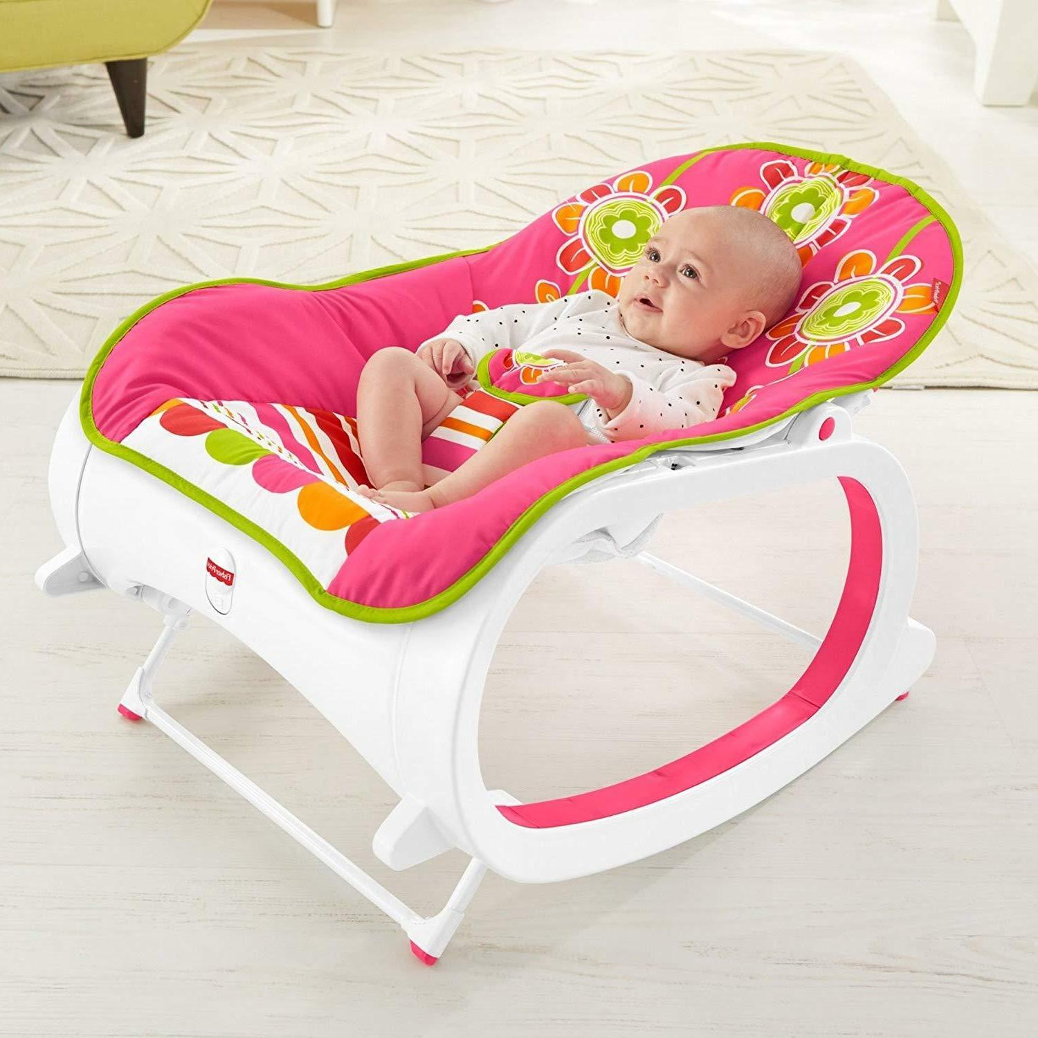 BABY ROCKER Toddler Rocking Swing Chair ...