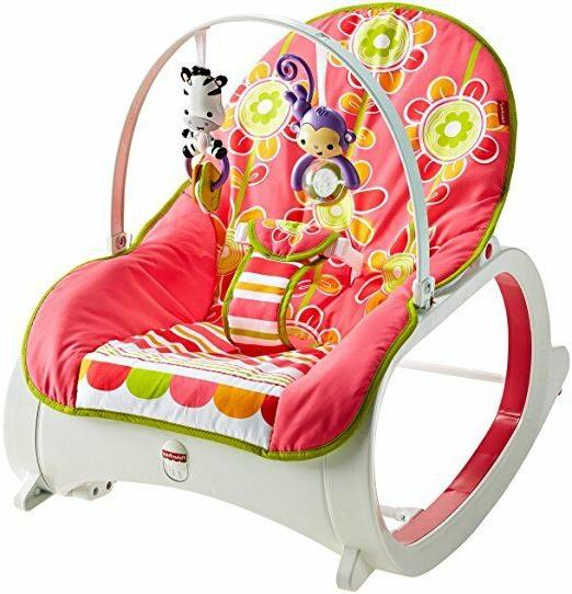 BABY ROCKER Toddler Rocking Newborn Swing ...
