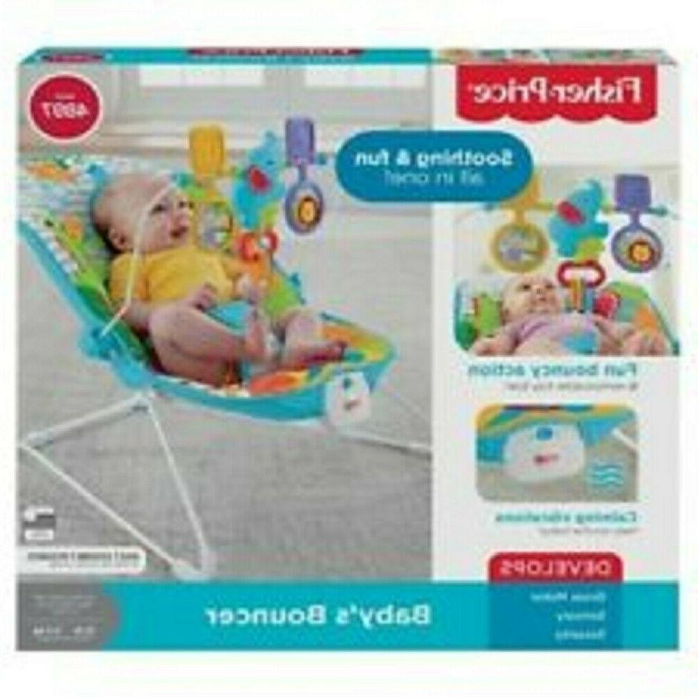 baby s bouncer fischer price