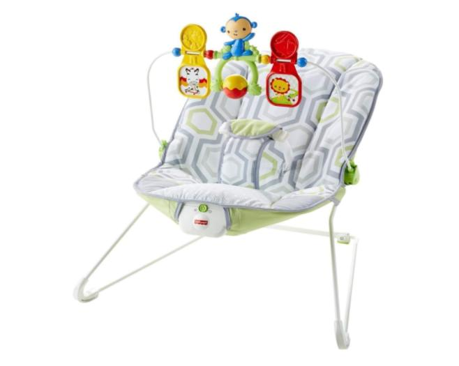 baby s bouncer geo meadow with bouncy