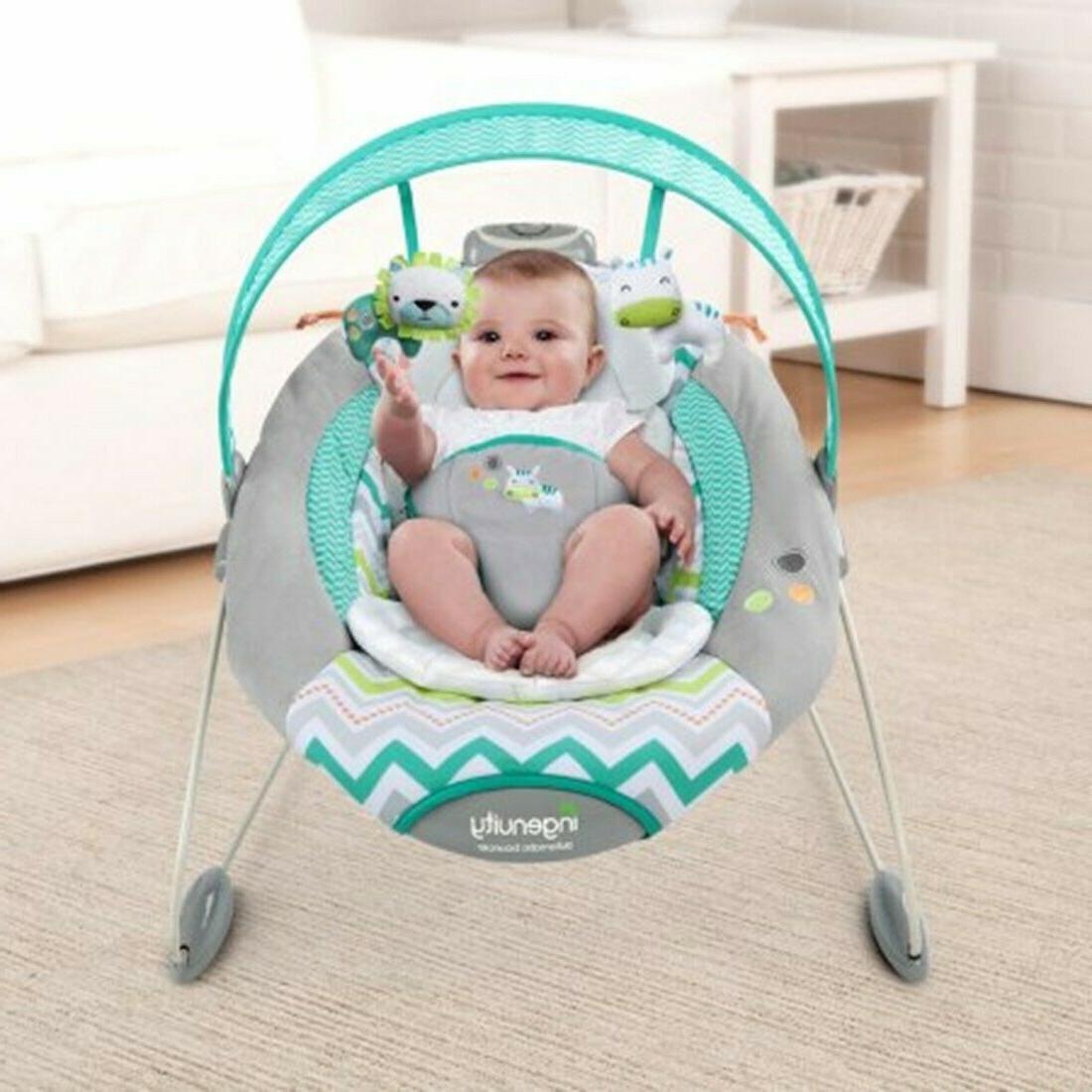 Baby Playard Crib Bassinet Infant Automatic set Ingenuity
