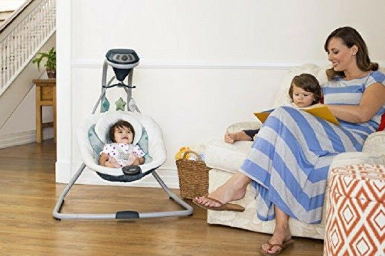 baby bouncer swing bassinet chair seat crib