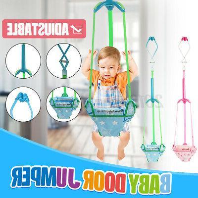 baby swing door jumper swing bouncer adjustable