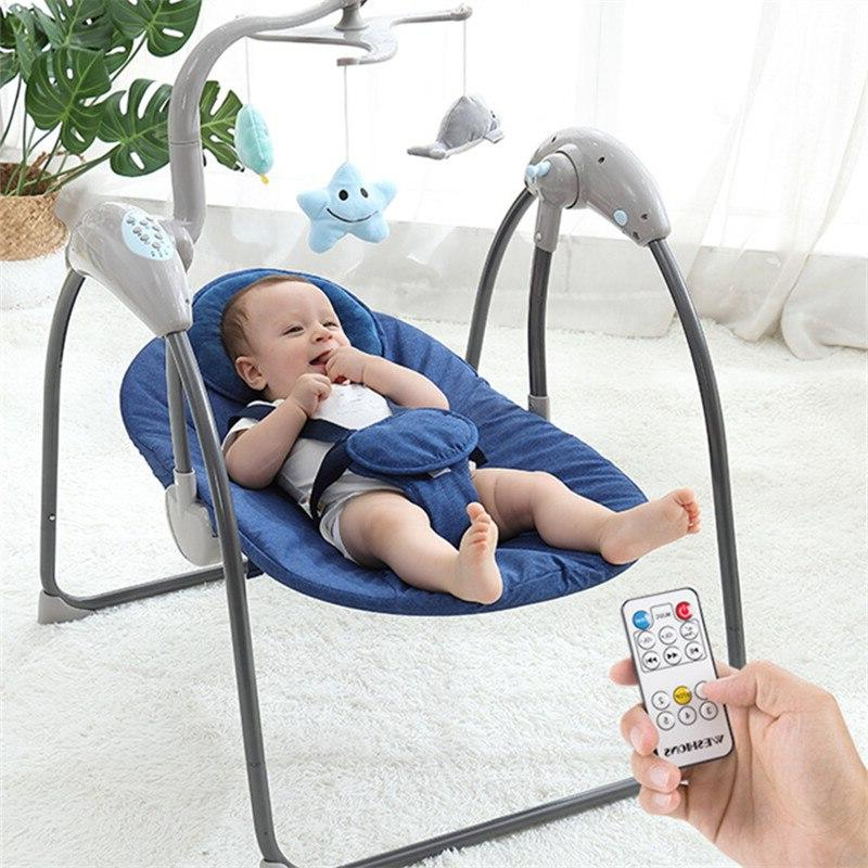 baby swing for newborns electric baby bouncer