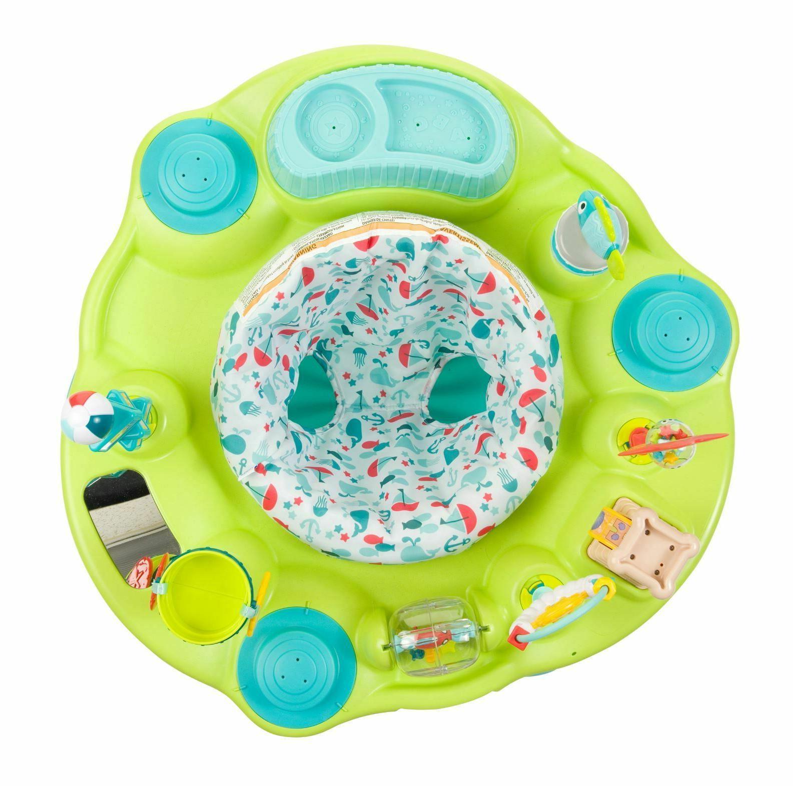 Baby Center Learn Entertain Evenflo