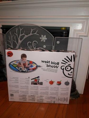 Baby Bold World Baby Contrast Playmat. New.